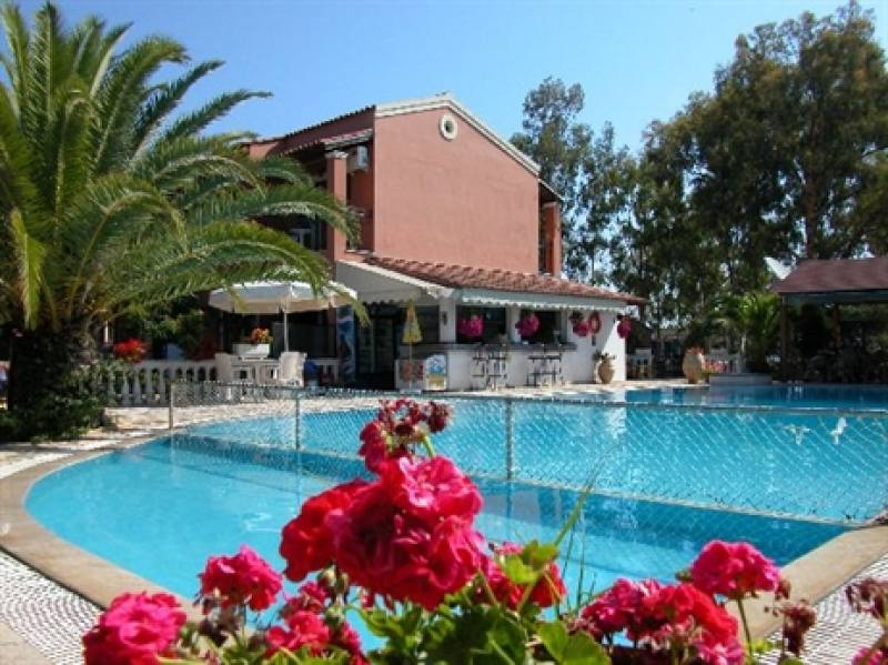 Appartementen Zefiros - Gouvia - Corfu
